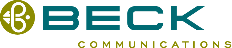 BECK Communications logo